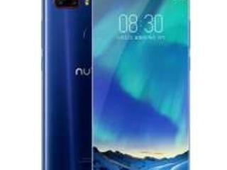 Nubia Z17S, un smartphone de 5,73″ et 3100mAh, prix et dispo.