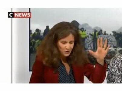 La députée ne connaît pas le montant du smic: un gilet jaune quitte un plateau télé