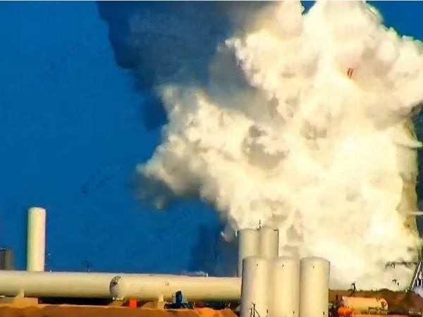 SpaceX : un prototype de vaisseau Starship explose partiellement pendant un test