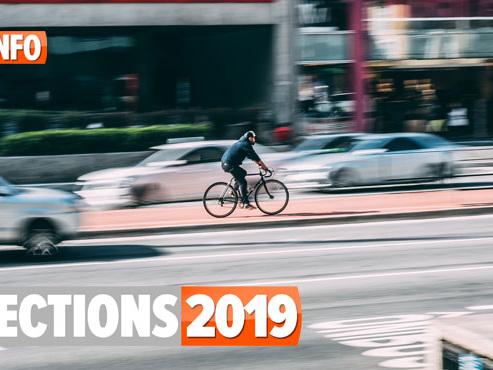 ELECTIONS 2019 : Comment se positionnent les partis francophones sur le thème de la mobilité ?