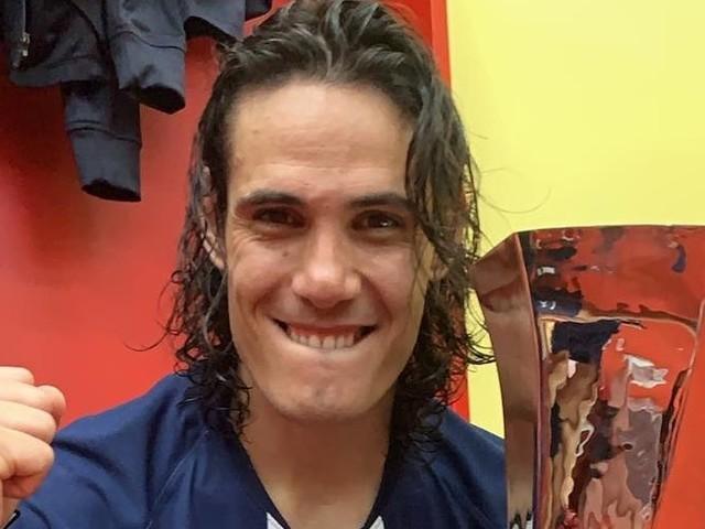 Cavani en fin de contrat avec le PSG : Les négociations vont de bon train avec l'Inter Miami