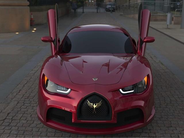 Quds Rise (2021) : la première voiture électrique libanaise !