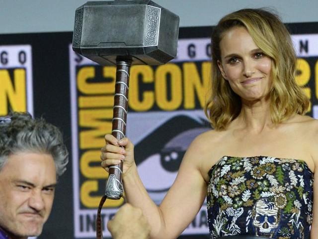 Thor 4 : Jane Foster (Natalie Portman) bientôt héroïne de sa propre trilogie ?