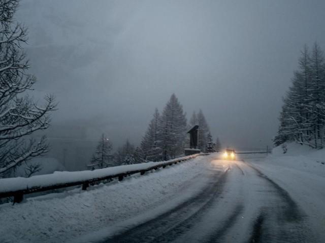 Météo: l'hiver arrive, la neige fait son retour sur une partie du pays!