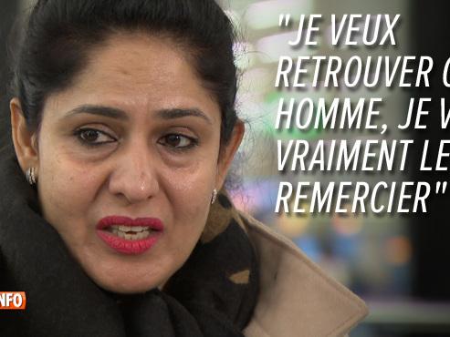 Cette hôtesse de l'air blessée lors des attentats du 22 mars 2016 se lance à la recherche de son sauveur