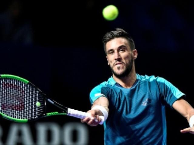 Tennis: Dzumhur remporte à Moscou le deuxième titre de sa carrière