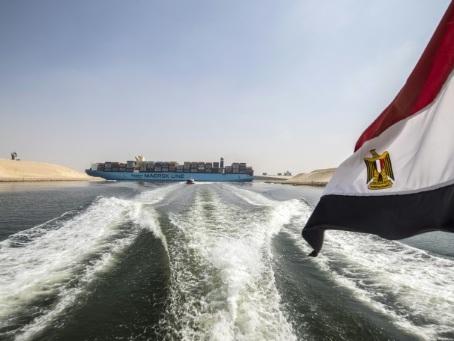 En Egypte, les discrètes commémorations des 150 ans du canal de Suez