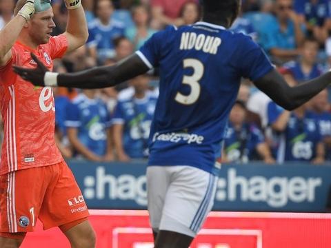 Ligue 1 : Strasbourg se rate avant Francfort mais « ce n'est pas une catastrophe »