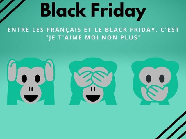 Le Black Friday, les Français le détestent... mais achètent de plus en plus [SONDAGE EXCLUSIF]