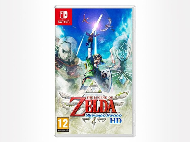 Précommande Zelda Skyward Sword HD pas cher : où l'acheter au meilleur prix ?