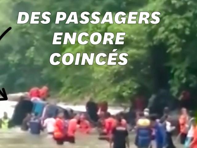 En Indonésie, la chute d'un bus dans un ravin fait au moins 25 morts