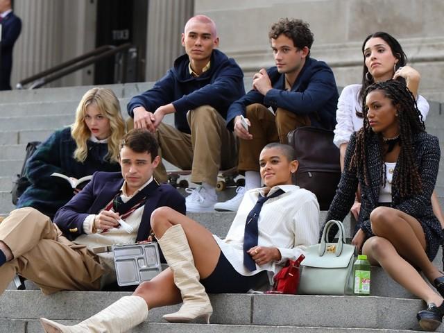 Découvrez les premières images du reboot de «Gossip Girl»