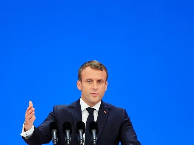 Otan: Macron provoque une onde de choc avant le sommet anniversaire