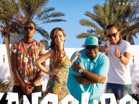 Kenza Farah : 'Kangourou', son nouveau single avec Big Ali !
