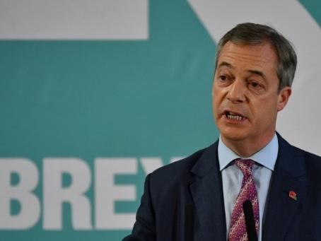 GB: le parti du Brexit renonce à briguer les sièges détenus par les conservateurs