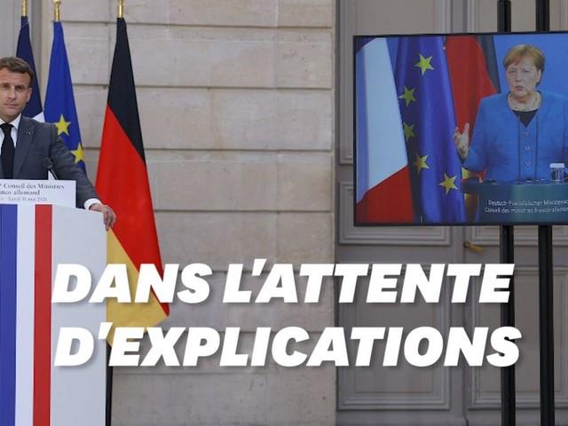 Espionnage par les USA et le Danemark: Macron et Merkel attendent des explications