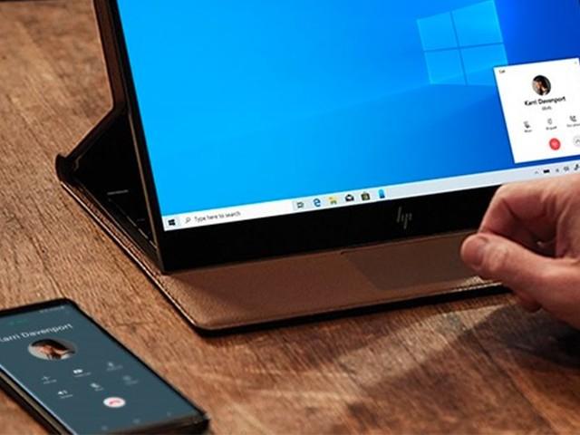 Windows 10 : tous les smartphones Android peuvent passer des appels avec «Votre téléphone»