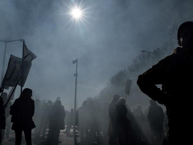 EN DIRECT - Réforme des retraites : 92.000 manifestants dans toute la France, selon l'Intérieur