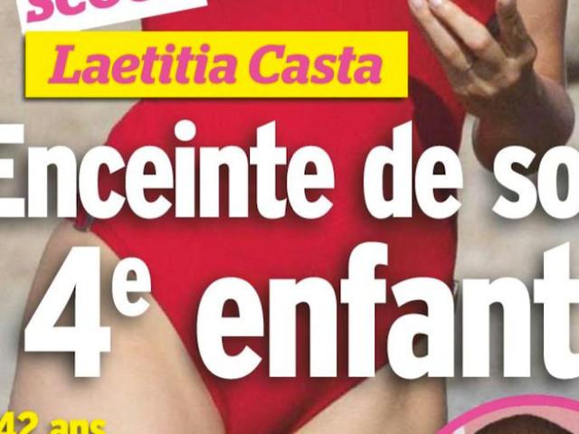 Laetitia Casta, bientôt maman – sa réjouissante confidence