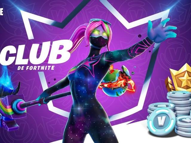 Epic Games annonce le Club de Fortnite, un abonnement à 12 euros par mois