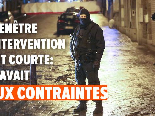 Assaut anti-terroriste à Verviers, il y a 5 ans: RTL INFO a rencontré l'unité spéciale qui a agi ce jour-là
