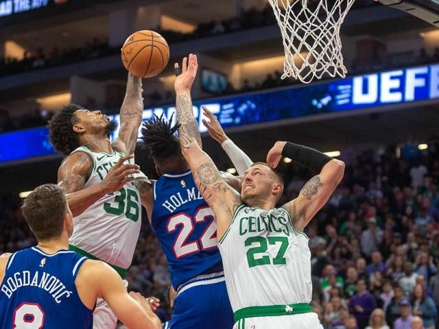 Les Celtics au tapis !