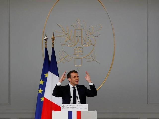 """Handicap: les assos saluent le discours de Macron mais restent """"vigilantes"""""""