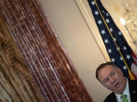 Dans l'affaire ukrainienne, Mike Pompeo accusé d'avoir laissé tomber les diplomates américains