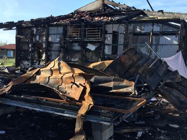 Incendie à Emmaüs, la communauté de Saint-Aunès lance un appel aux dons