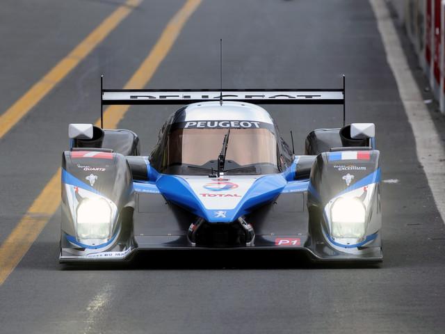 Peugeot sera aux 24 Heures du Mans en 2023 !