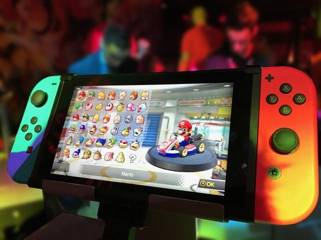 La Nintendo Switch Mini leakée par un accessoiriste ?