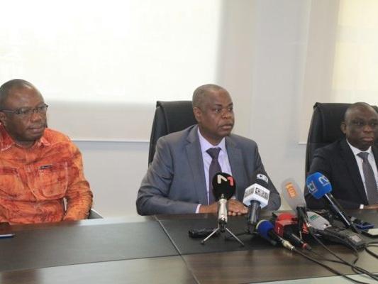 Côte d'Ivoire: «nous sommes venus dans l'esprit de paix» (Katinan)