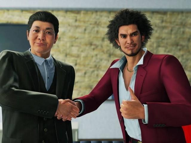 Yakuza : Like a Dragon, du ramassage de canettes aux réunions des actionnaires