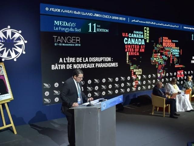 MEDays 2018: La 11e Déclaration de Tanger adoptée à l'issue du forum