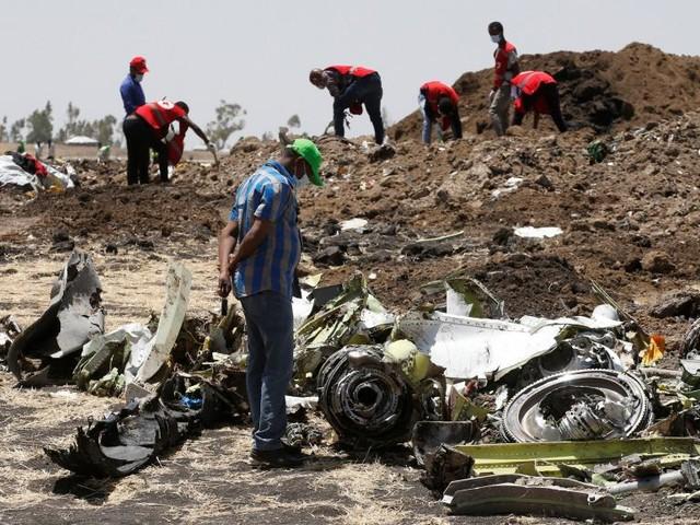 Ethiopie: cérémonie en hommage aux 157 victimes du crash du Boeing 737