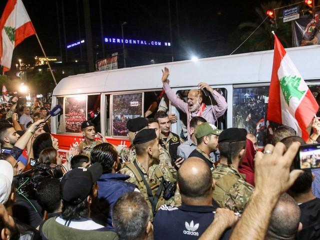 Liban: sous la pression de la rue, l'ex-ministre Mohamad Safadi renonce à devenir Premier ministre