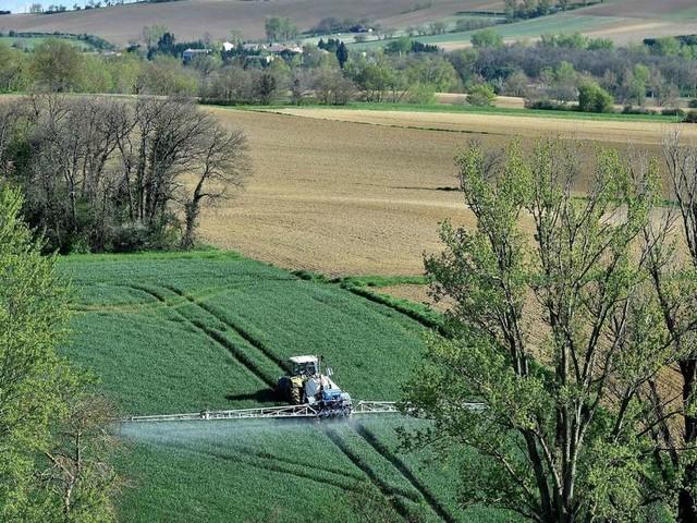 Épandage de pesticides : des associations déposent deux recours contre les distances de protection