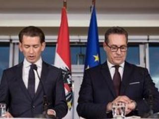 """Vienne veut plus de """"compétences"""" aux Etats membres, pas de référendum sur l'Europe"""