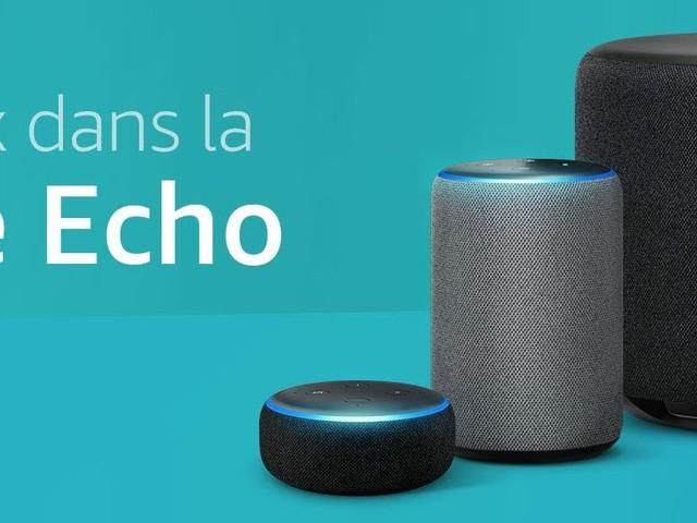 Amazon lance une nouvelle gamme Echo avec les Echo Dot, Echo Plus et Echo Sub en France