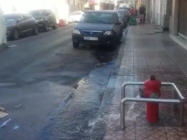 Casablanca: Lydec s'excuse après deux importantes fuites d'eau sous-terraines