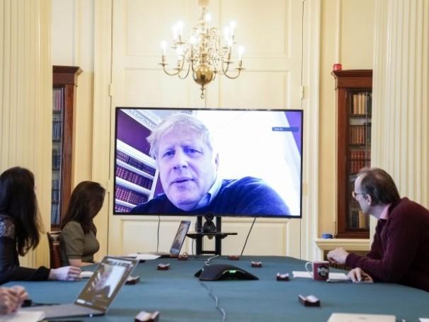 Coronavirus : Boris Johnson a été admis à l'hôpital