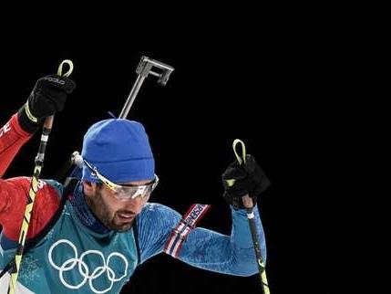 JO 2018: Martin Fourcade devient le Français le plus titré de l'histoire des Jeux d'hiver