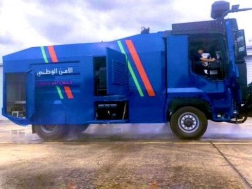 DGSN : 660 nouveaux véhicules pour les services de police