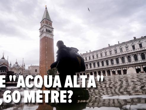 Dévastée, Venise se prépare à une troisième grave inondation