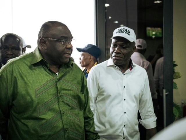 RDC: nouveau retour à Kinshasa pour l'opposant Bemba