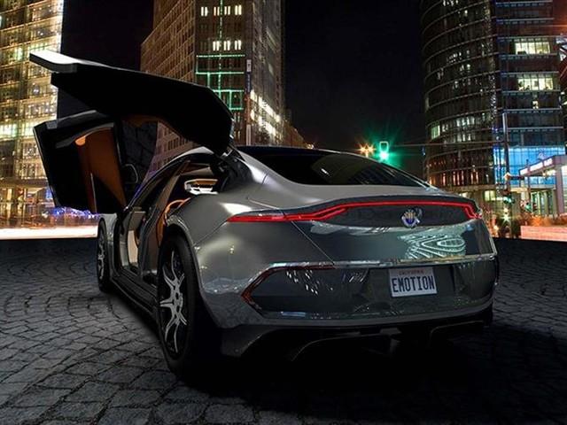 Voiture électrique : la Fisker Emotion fait mieux que la Tesla Model S