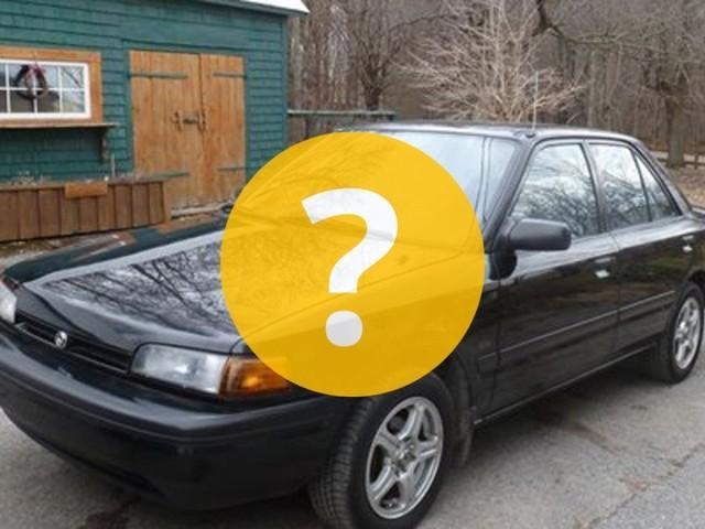 Combien peut valoir une Mazda Protegé 1994?