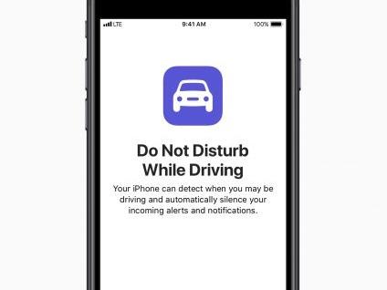 Avec iOS 11 et son mode auto iPhone, la voiture prend la parole pour plus de sécurité
