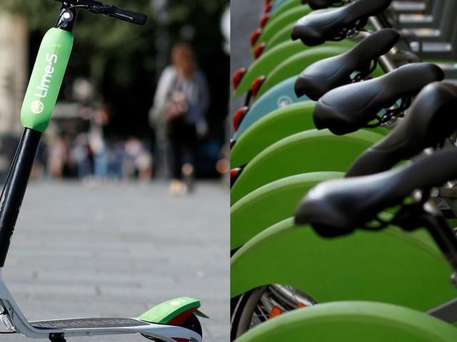 Taxis, trottinettes, vélos... Quelles sont les meilleures offres pour faire face à la grève?