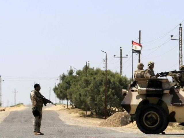 Egypte: au moins 35 policiers et soldats tués dans des combats avec des islamistes